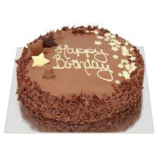 Birthday Cake Chocolate Tesco Image Inspiration of Cake and