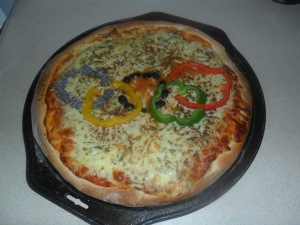My Olympic Pizza