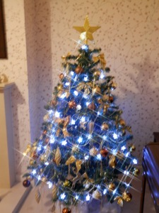Our tree last year