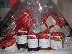 Homemade Hampers