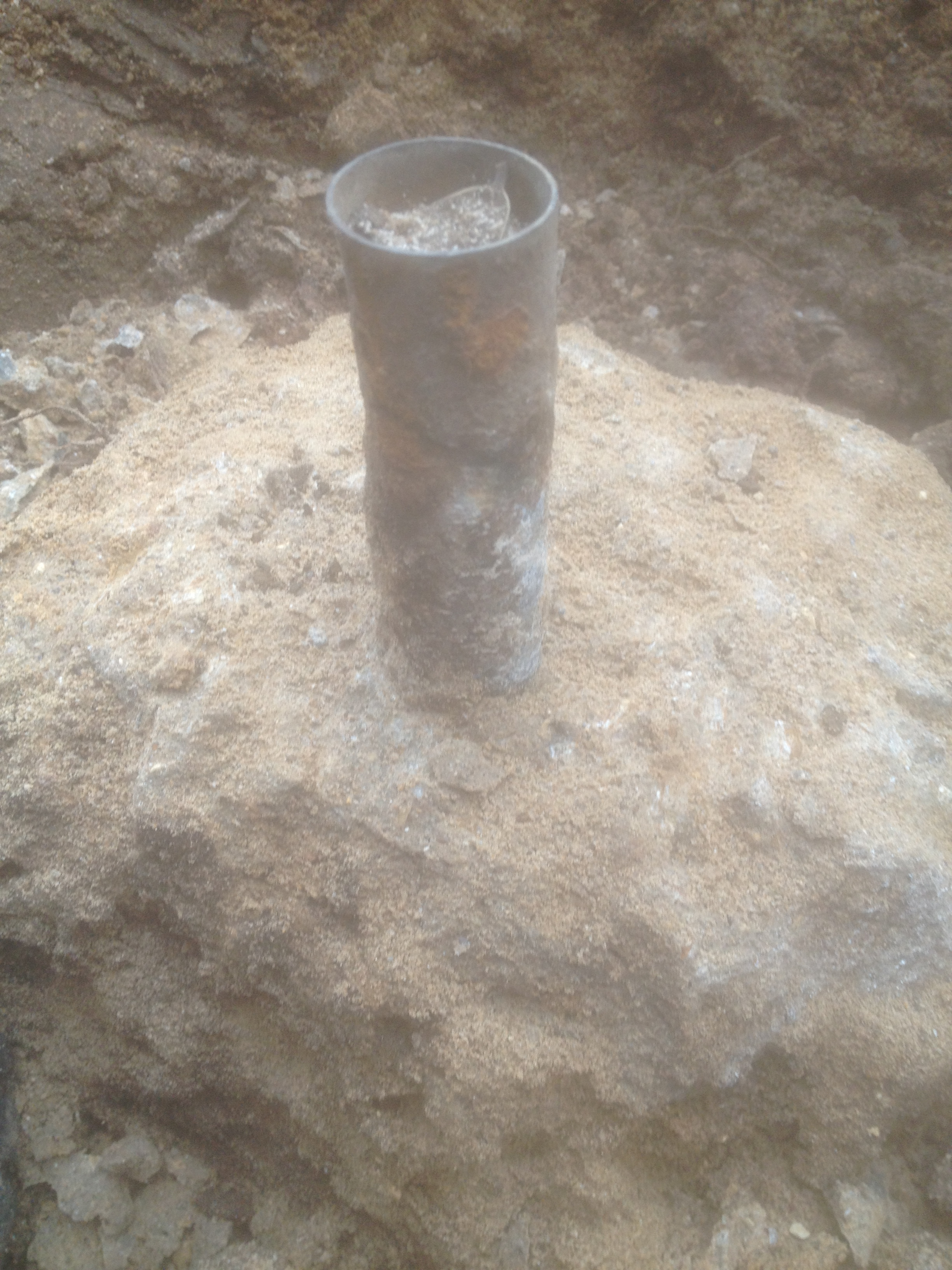 Improving clay soil not just greenfingers for Soil xat cut off